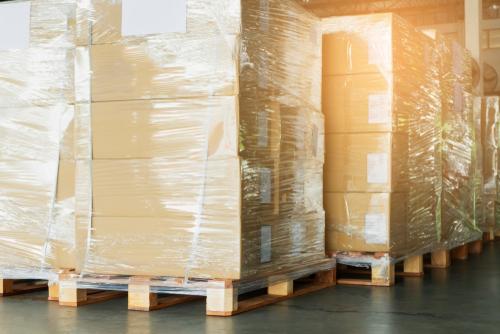 Transporteer producten met de juiste vorm van wikkelfolie