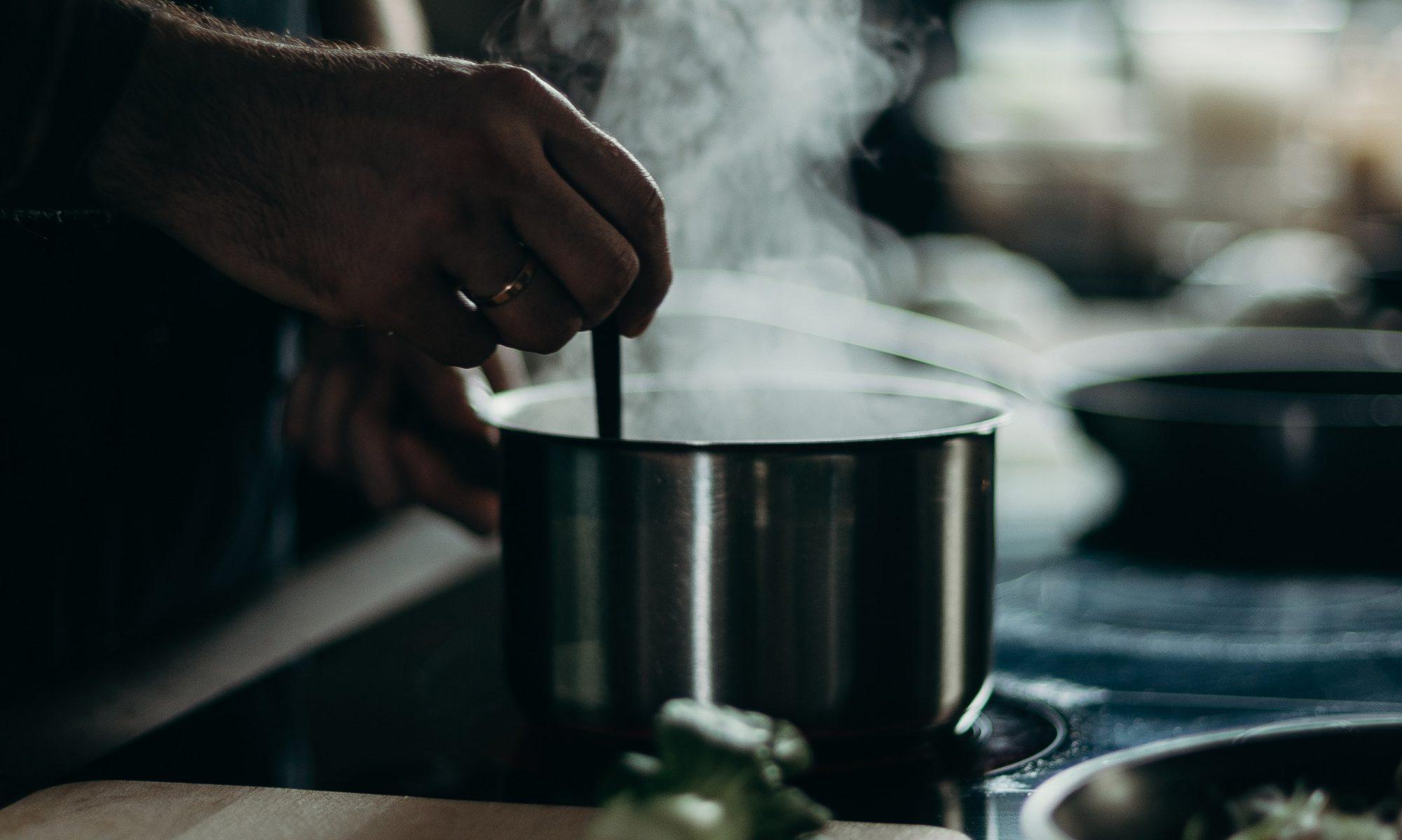 Brandpreventie met kookbeveiligers van Vulkon